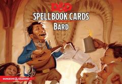 Книга заклинаний Барда (Spellbook Cards: Bard)