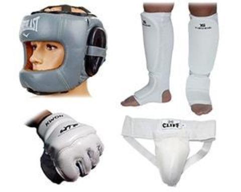 Купити захист для карате, тайкхвандо, рукопашного бою