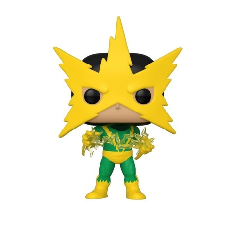 Фигурка Funko POP! Bobble: Marvel: 80th First Appearance Electro (Exc) 44331
