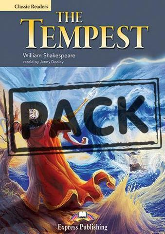 THE TEMPEST. Advanced (10-11 класс). Книга для чтения с диском