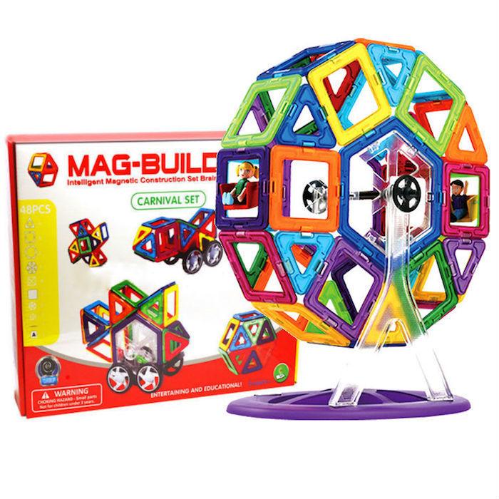 конструкторы Детский магнитный конструктор Mag-Building mag_building_front.jpg