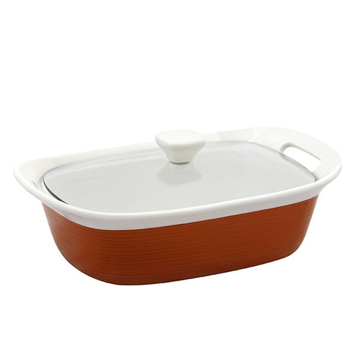 Форма для запекания прямоугольная 2,3 л с крышкой, артикул 1093849, производитель - Corningware