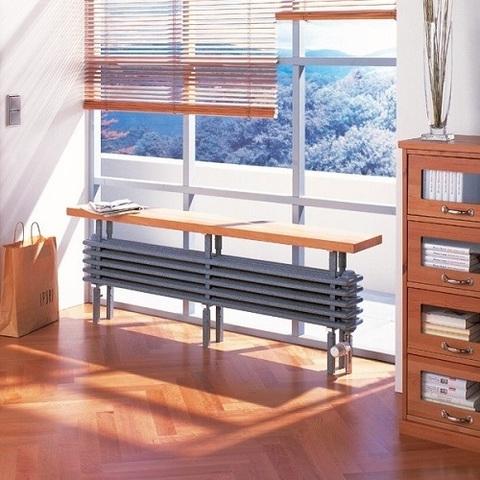 Радиатор-скамья Arbonia - 185 x 225 x 2500