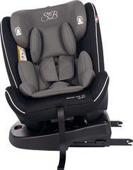 Автомобильное кресло Round Trip SPS Isofix (Grey-Black) sweet baby