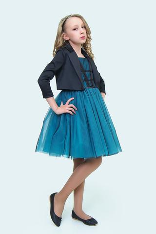 Платье детское + жакет (артикул 2Н110-4)