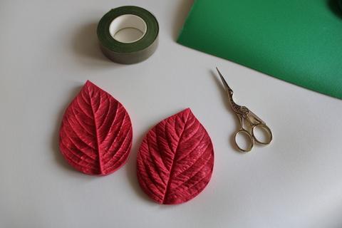 Молд лист универсальный двойной размер 12*10 см