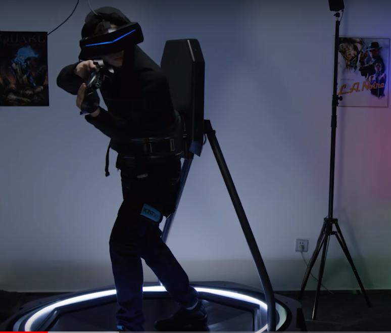 Аттракцион виртуальной реальности KAT WALK MINI