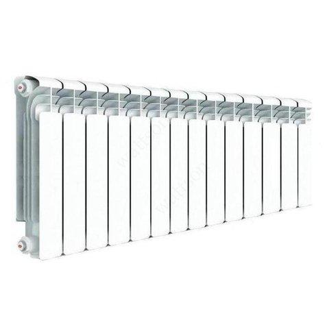 Радиатор алюминиевый Alum 500 14 секций