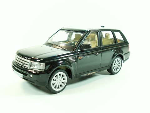 Land Rover Range Rover Sport 1:43 DeAgostini Supercars #33