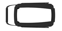 BUMPER 300 Защитный бампер (черный) черный 40-060