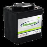 Тяговый аккумулятор Discover EV506A-230 ( 6V 230Ah / 6В 230Ач ) - фотография