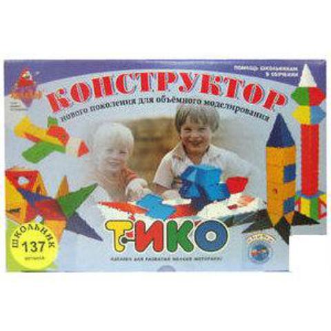 Конструктор ТИКО