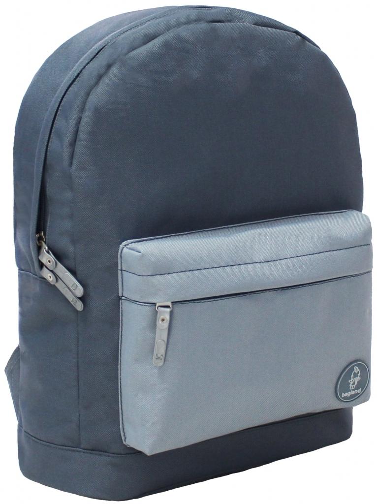 Городские рюкзаки Рюкзак Bagland Молодежный W/R 17 л. Серый/светло-серый (00533662) 01cfcd4f6b8770febfb40cb906715822.JPG