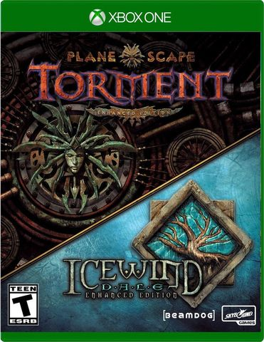 Xbox One Icewind Dale + Planescape Torment: Enhanced Edition (русская версия)