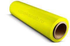 жёлтая стрейч-плёнка