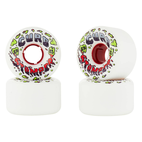 КОЛЕСА VENOM CURB STOMPERS 61MM