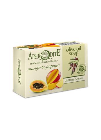 Греческое мыло Афродита манго-папайа