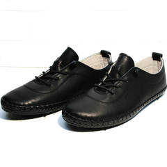 Мокасины женские Evromoda 115 Black