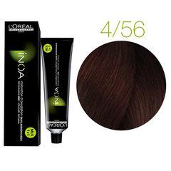 L'Oreal Professionnel INOA 4.56 (Шатен махагоново-фиолетовый) - Краска для волос