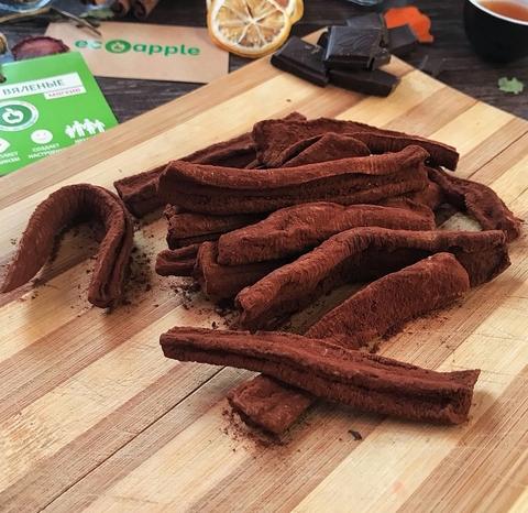 Бананы вяленые в какао 100 г