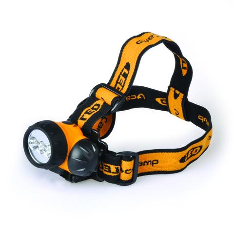 Налобный фонарь AceCamp 3-LED Headlamp