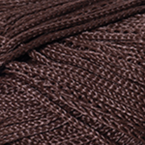 Пряжа YarnArt Macrame цвет 157 шоколадный