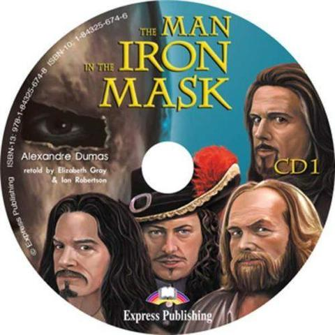 The Man in the Iron Mask. Upper-intermediate (9-10 класс). Audio CD
