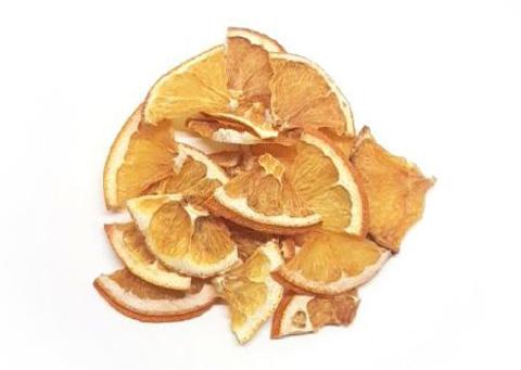 Сушеный апельсин сегмент 100 гр.
