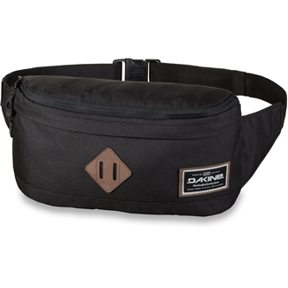 Унисекс Сумка поясная трансформер Dakine 2 FOR 1 HIP PACK 8L BLACK 2016W-08130088-2FOR1HIPPACK-BLACK.jpg