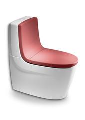 Унитаз напольный с бачком с сиденьем Roca Khroma 7342657000 фото