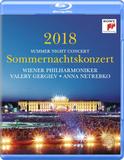 Anna Netrebko, Vienna Philharmonic, Valery Gergiev / Summer Night Concert 2018 (Blu-ray)
