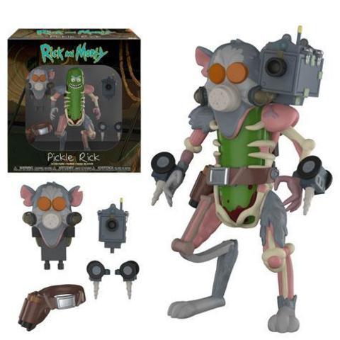 Фигурка Funko Action Figures: Rick & Morty: Pickle Rick 29783