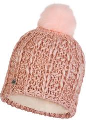 Шапка вязаная с флисом Buff Hat Knitted Polar Liv Coral Pink