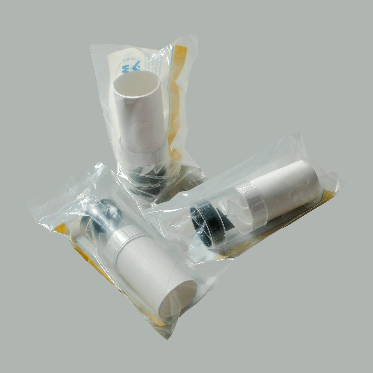 Турбина одноразовая с мундштуком для спирометров SpiroLab (316 р/комплект)