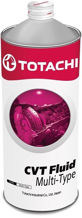 CVT FLUID TOTACHI масло трансмиссионное для вариатора (1 Литр)