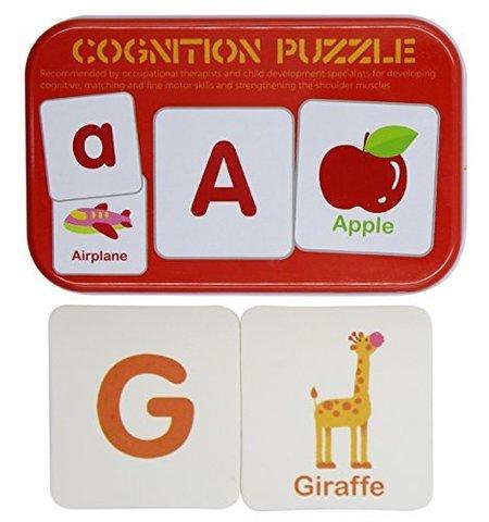 Cognition Puzzle - алфавит