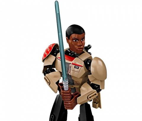LEGO Star Wars: Финн 75116 — Finn — Лего Звездные войны Стар Ворз