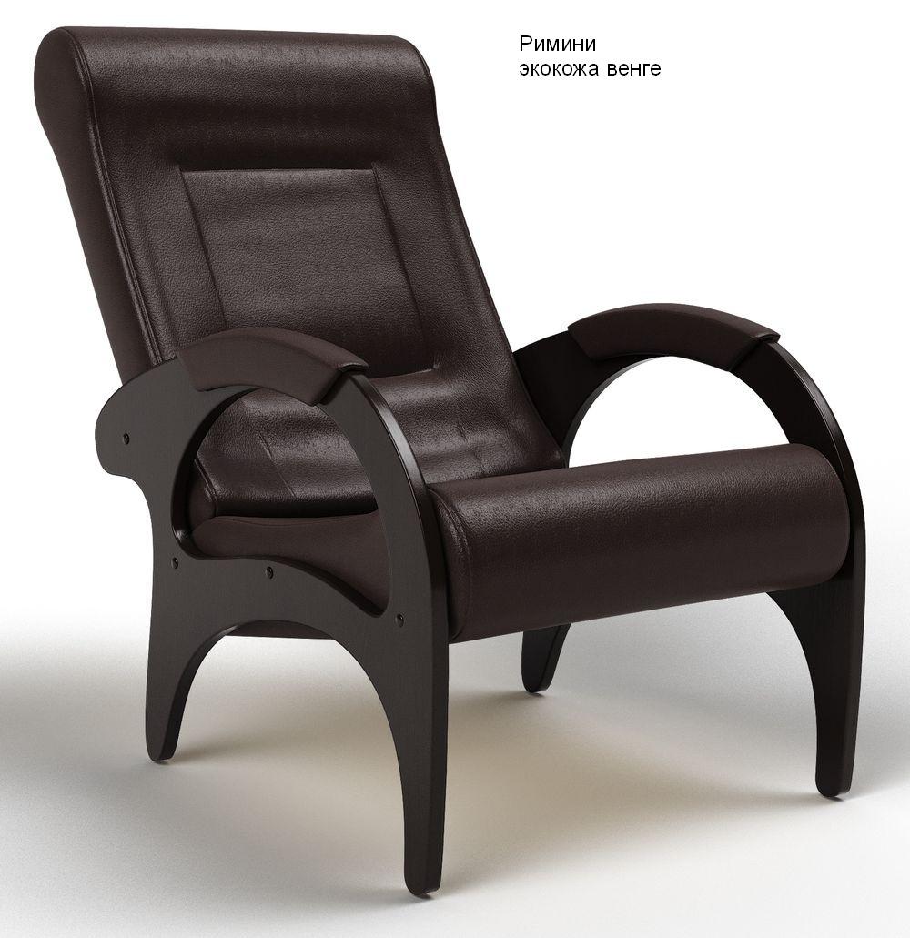 Кресла для отдыха Кресло Римини Экокожа римини_венге.jpg