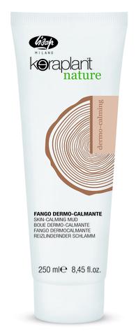 Успокаивающая маска для чувствительной кожи головы с белой глиной - Keraplant Nature Skin-Calming Mud (250 мл)