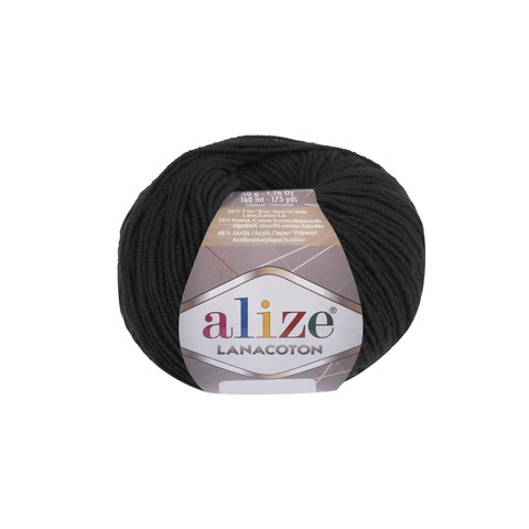 Купить Пряжа Alize Lanacoton Код цвета 060 | Интернет-магазин пряжи «Пряха»