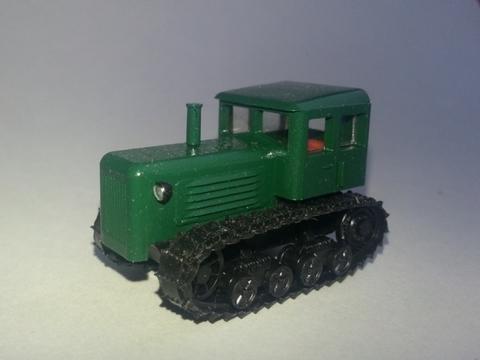 Auto 172018 Трактор Т54 зелёный, НО