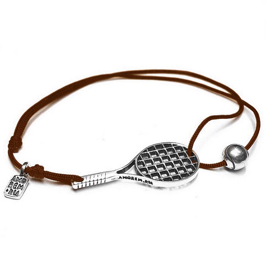 Tennis Bracelet, sterling silver