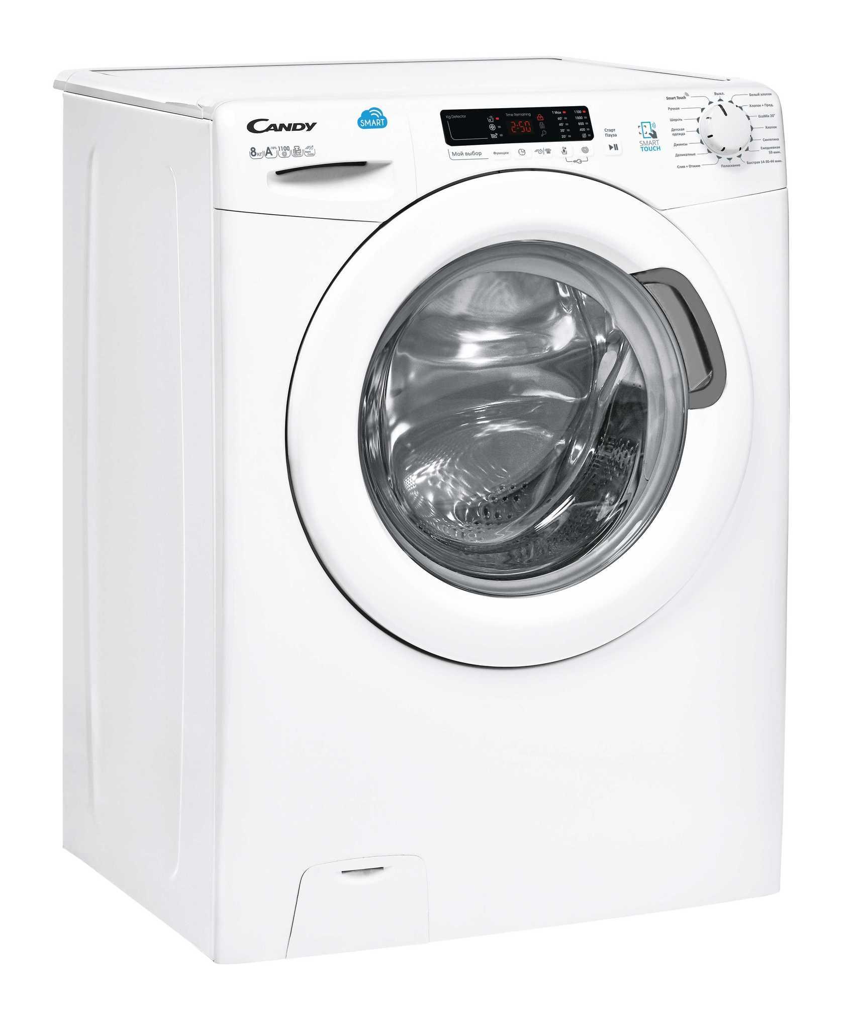 Узкая стиральная машина Candy ACS441182D1/2-07 фото
