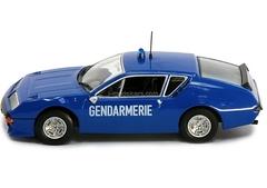 Alpine Renault A310 French Gendarmerie 1:43 DeAgostini World's Police Car #11