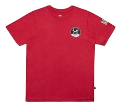 Футболка Alpha Industries Apollo (Красная)