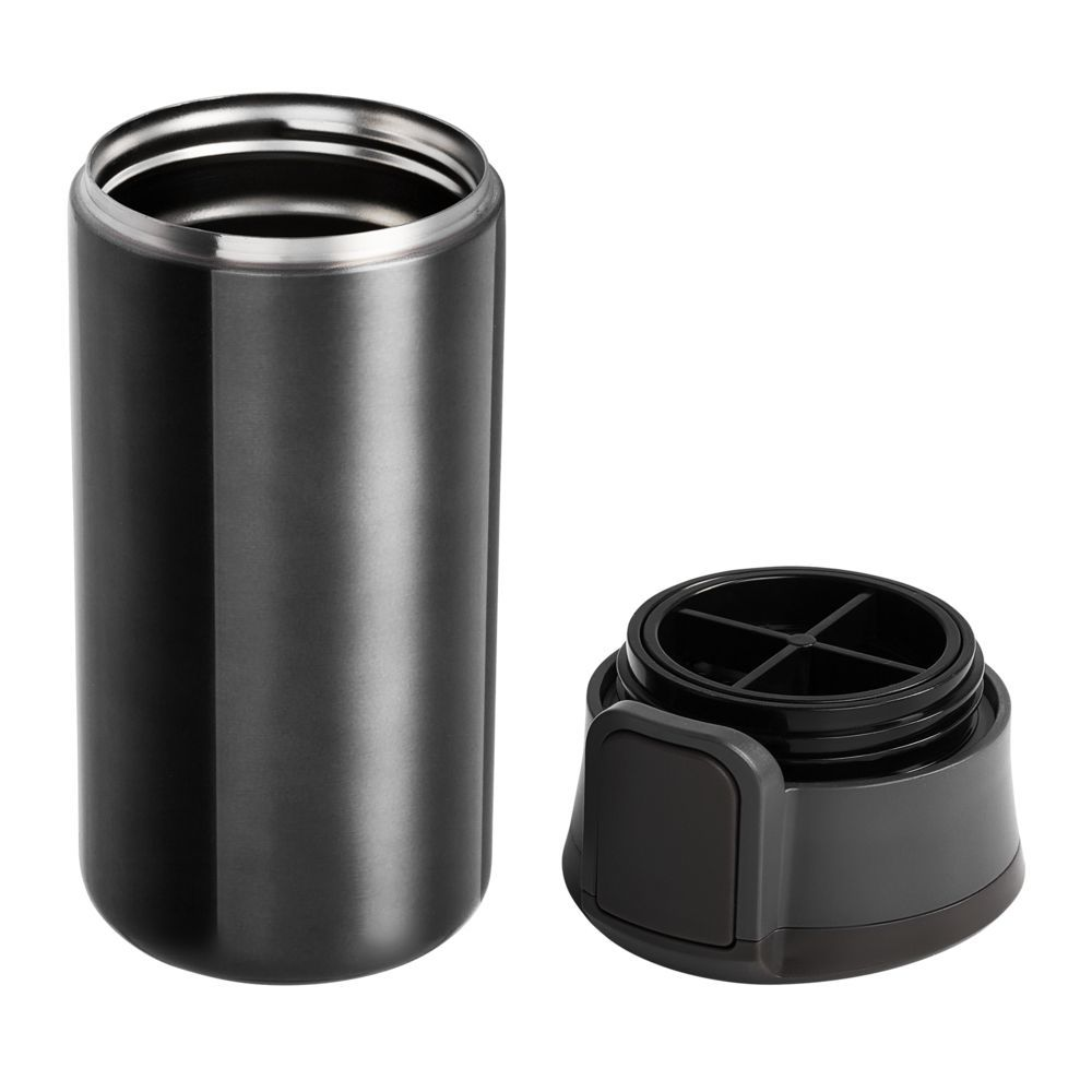 Tralee Travel Mug, black