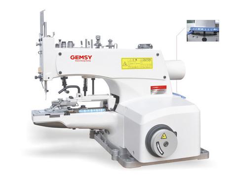 Пуговичная швейная машина Gemsy GEM 1377 D | Soliy.com.ua