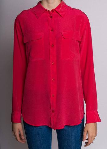 <p>Рубашка из шелка</p> EQUIPMENT