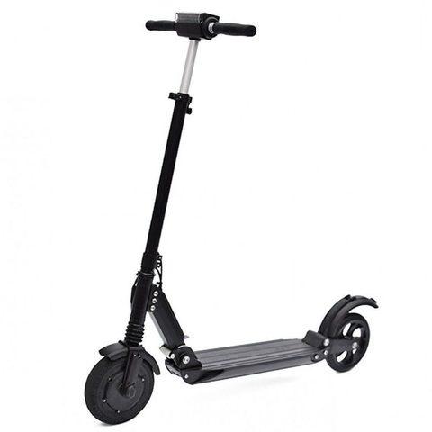 Электросамокат Electric Scooter S3 Черный