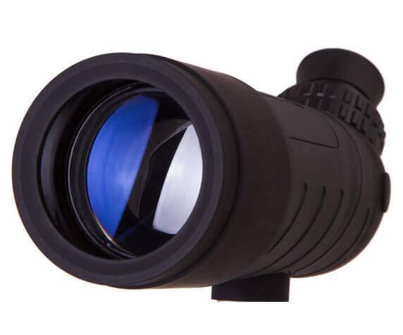 50-мм объектив трубы Levenhuk Blaze BASE 50F с полным многослойным покрытием